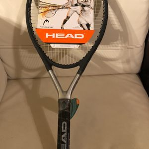 New!! Head Titanium Ti.S6 Oversized Tennis Racket , Size 4 1/4 for Sale in Humble, TX