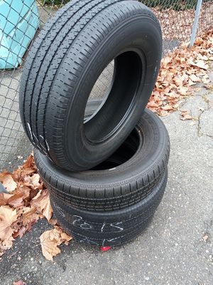 2157015 used set of 4 tires on sale for Sale in Lakewood, WA