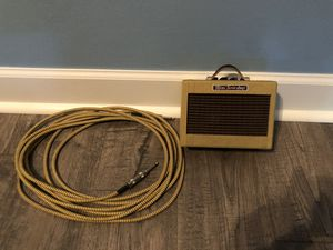 Fender Mini '57 Twin-Amp – Electric Guitar Amp with cord for Sale in Moon, PA