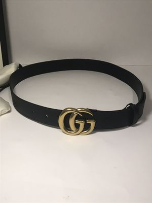 Gucci Thin Brass GG Belt *Authentic* for Sale in Queens, NY