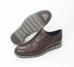 Cole Haan ZeroGrand Wingtip Oxford Leather Dress Shoes New Size 11 for Sale in Paradise Valley, AZ