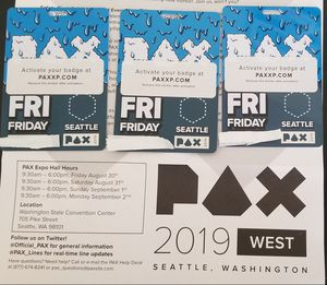 Pax Friday for Sale in Bothell, WA