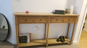 Sofa/ Console/Foyer Table for Sale in Portland, OR
