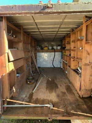 22 foot utility trailer for Sale in Caldwell, TX