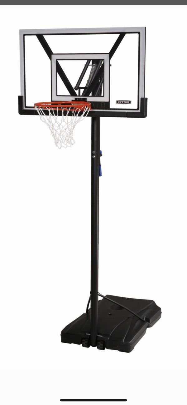 Lifetime Portable 48' Basketball Hoop