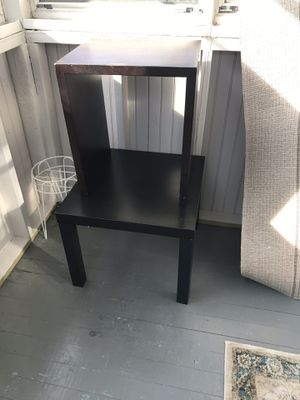 End tables for Sale in Hartford, CT