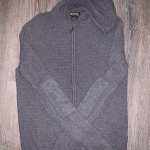 Men's Michael Kors Grey Zipper Sweater for Sale in San Diego, CA