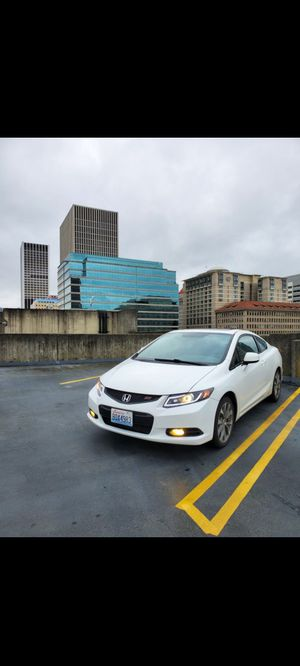 2012 Honda Civic SI for Sale in Federal Way, WA