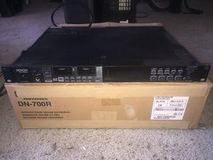Denon DN 700R recorder for Sale in Dublin, CA