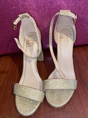 Glittery high heels for Sale in Santa Ana, CA
