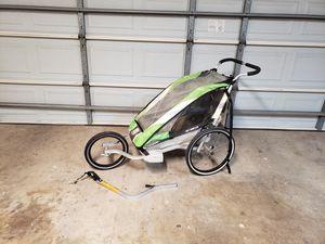 Chariot Thule bike trailer stroller jogger for Sale in Dallas, TX