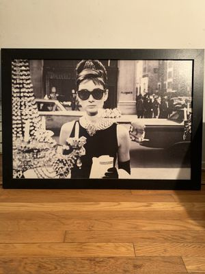 Breakfast at Tiffany's portrait for Sale in Adelphi, MD