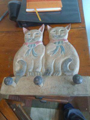 cat coat rack for Sale in New Canton, VA
