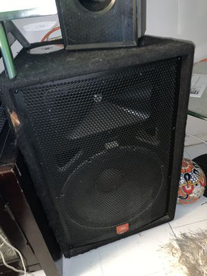JBL 15' Speakers for Sale in Brooklyn, NY