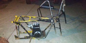 Old school Sears mini bike frame for Sale in Waterford Township, MI