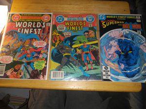 World finest comic books for Sale in Roggen, CO