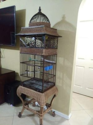 Beautiful Bird cage for Sale in Port St. Lucie, FL
