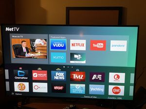 55 in smart tv for Sale in San Angelo, TX