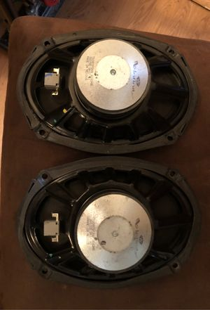 6x9 Infinity speakers for Sale in Hurst, TX