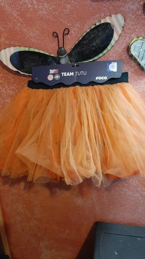 Brand new beavers tutu size 6/7 kids for Sale in Prineville, OR