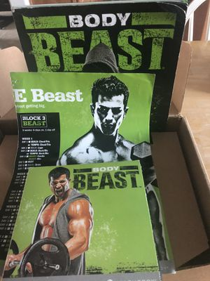 Beachbody Body Beast for Sale in East Wenatchee, WA