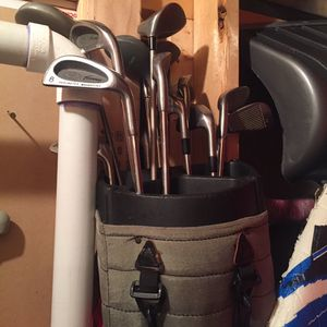Golf Clubs And Bags for Sale in Sterling, VA