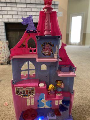Little people princess castle for Sale in Fresno, CA