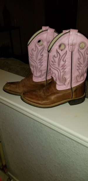 Girls cowboy boots for Sale in Fort Worth, TX