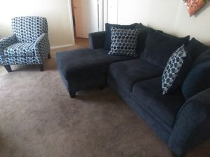 Sofa and accent chair for Sale in Macon, GA