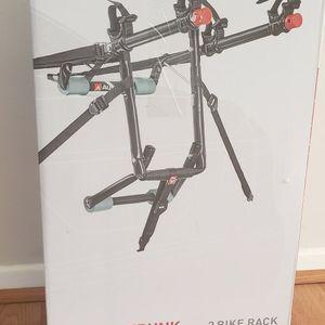 Allen Sports 2 Bike Rack Trunk Mounted for Sale in Rockville, MD
