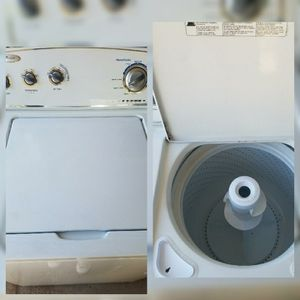 Whirlpool top load washer for sale ask about appliance repair valley wide service for Sale in Phoenix, AZ