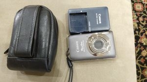 Canon Digital Camera with case, charger for Sale in Loxahatchee, FL