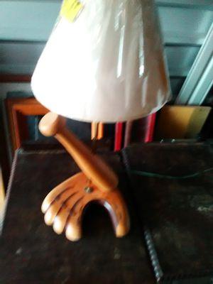 Baseball Lamp Kids Room for Sale in West Palm Beach, FL