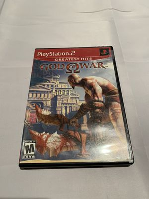 God of War 2 Greatest Hits for PS2 for Sale in Irvine, CA