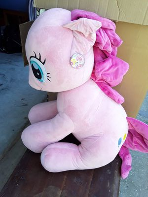 Huge 3 foot my little pony plush stuffed animal for Sale in Davenport, FL