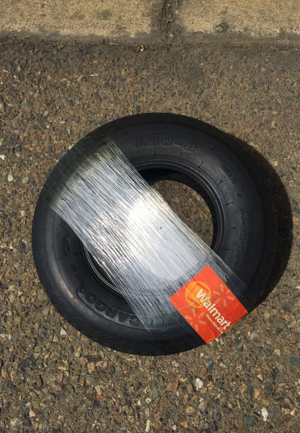 New Supercargo Trailer Tire 4.80 - 8