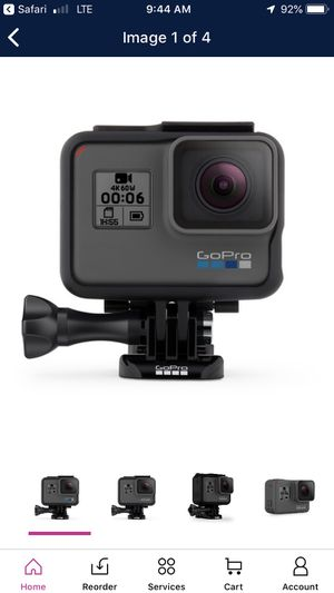 GoPro hero 6 for Sale in Beverly Hills, CA