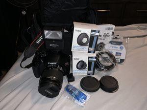 Canon EOS Rebel T6 for Sale in Rialto, CA