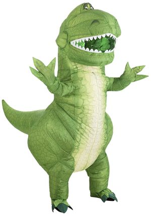 Toy Story Rex Inflatable Halloween costume for Sale in San Diego, CA