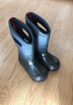 Kids BOGS rain/snow boots size 10 for Sale in Fort Belvoir, VA