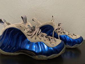 Nike Fomeposite Royal Grey . for Sale in Miami, FL