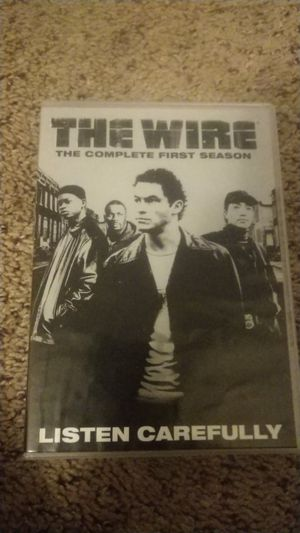 The Wire Season 1 for Sale in Englewood, CO