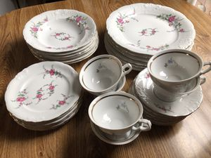 Wawel China set 6 person servings set for Sale in Albuquerque, NM