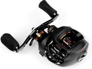 Akataka Baitcasting Fishing Reels - Light Weight Durable 7:1 High Speed Gear Ratio Casting Reel for Sale in Orange, CA