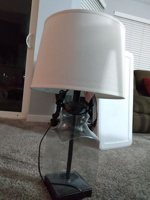 Lamp Sharolyn $60 OBO for Sale in Federal Way, WA