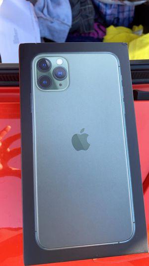 iPhone 11 Pro Max 64gb for Sale in Rialto, CA