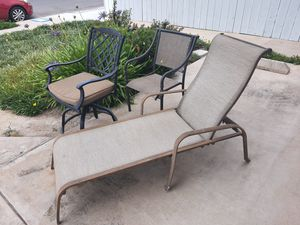 Outdoor Chairs for Sale in San Diego, CA