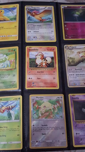 Pokemon card collection in ultra pro binder for Sale in Pasadena, TX