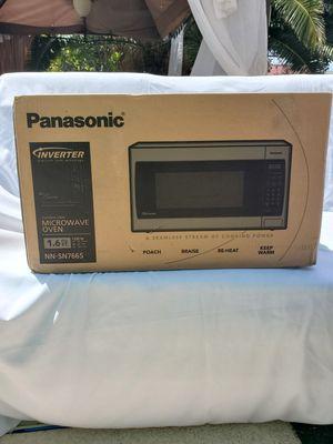 $150 PANASONIC INVERTER MICROWAVE for Sale in Las Vegas, NV