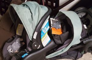 Car seat and stroller set for Sale in Woodstock, GA